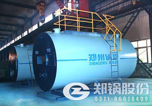 甲醇锅炉结构图
